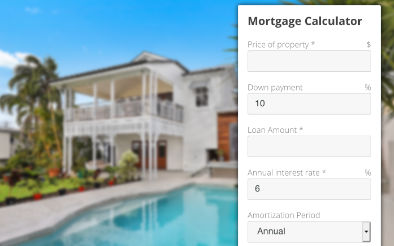 FWRE Mortgage Calculator
