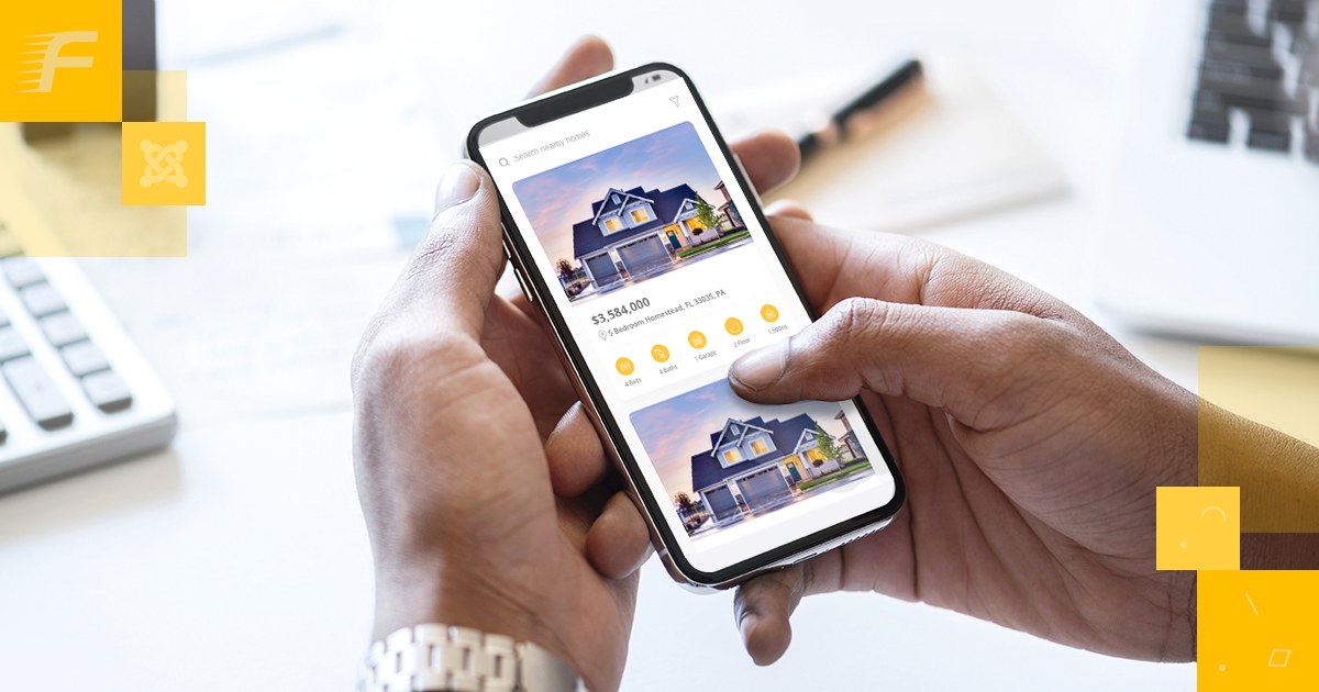 5 reasons to create Mobile Application for your Real Estate business