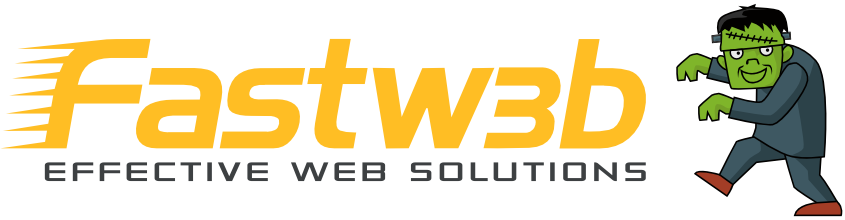 Fastw3b - Effective Web Solutions